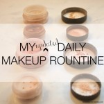 My (updated) Daily Makeup Routine