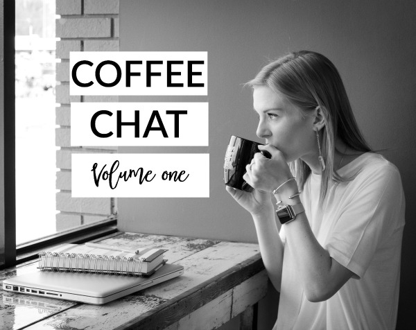 COFFEE CHAT VOLUME ONE