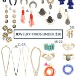 Jewelry Finds under $50
