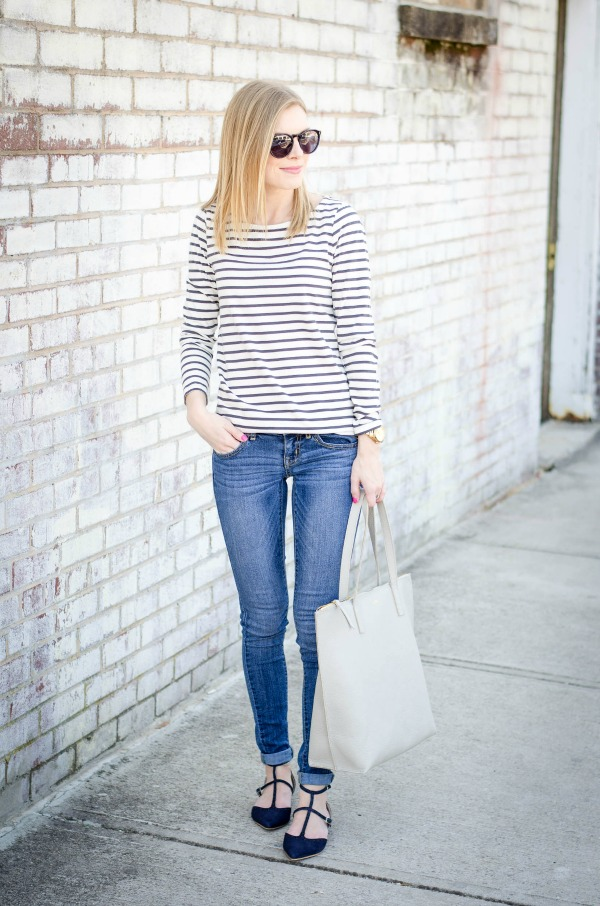 Casual stripes with boden usa for Boden katalog