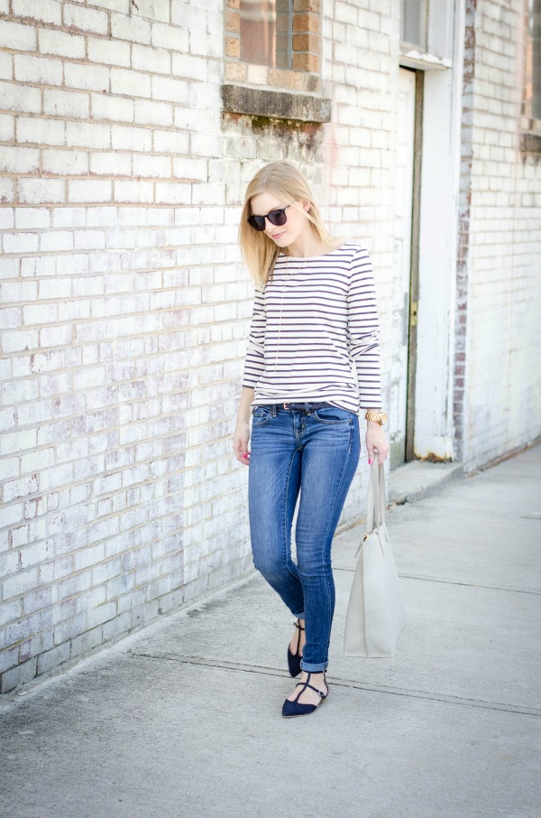 Casual stripes with boden usa for Boden fall 2016