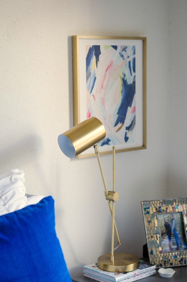 brass task lamps under $50