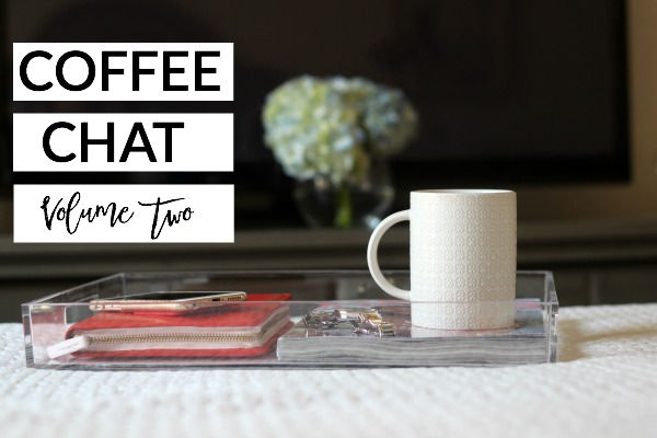 coffee chat volume two life with emily