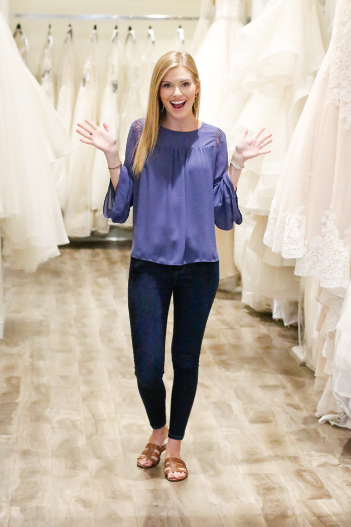 tips for saying yes to the dress