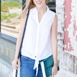 A Spring Look + Summer Reading Books