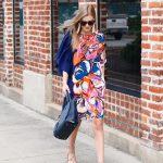 Floral Print & Flutter Sleeves