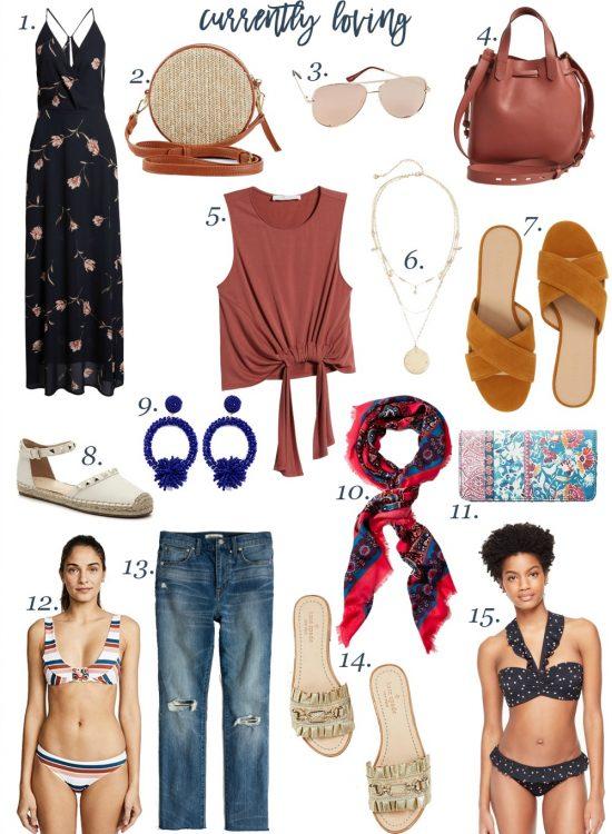 shopping favorites April