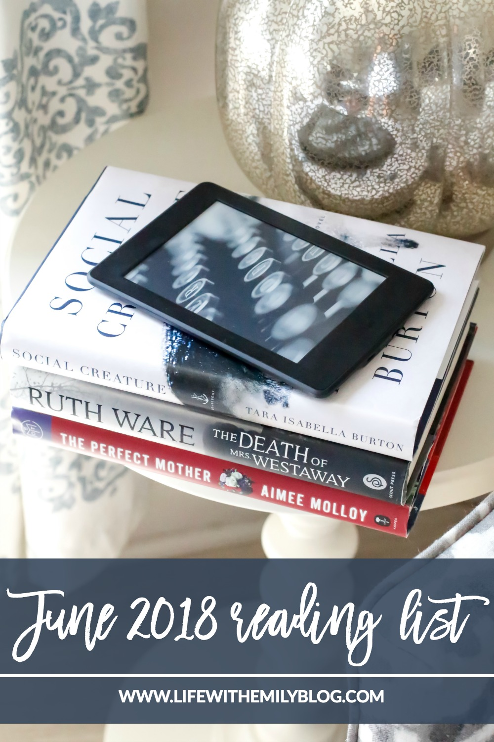 JUNE BOOKS TO READ