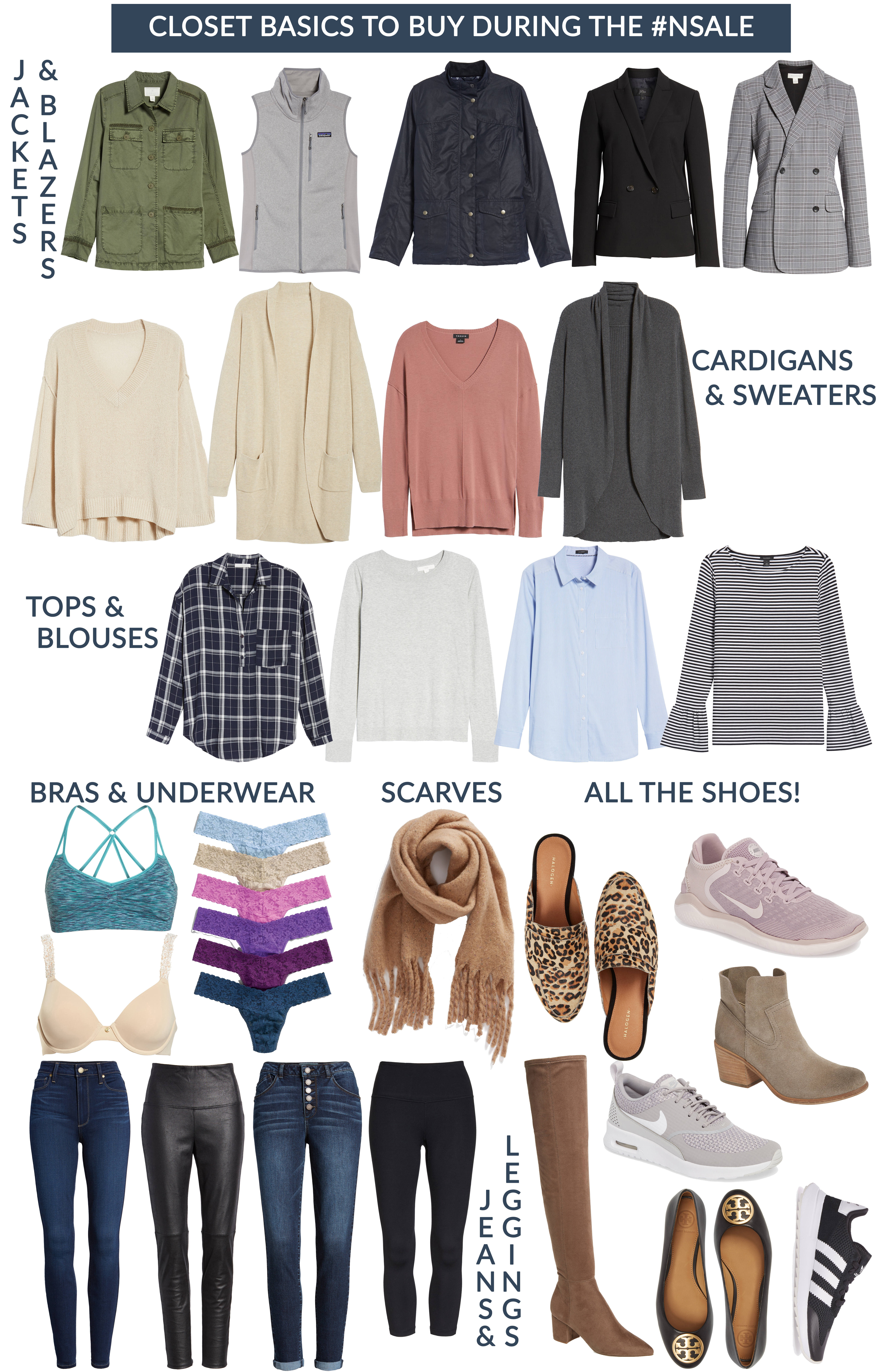 7d8ebe7d19b6 Closet Essentials to Buy During the Nordstrom Sale