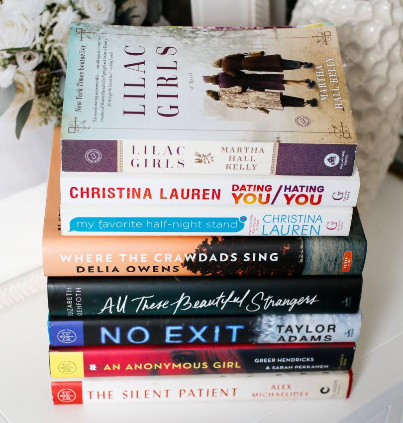 best books January 2019