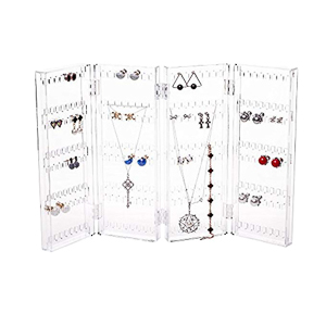 acrylic earring organizer amazon