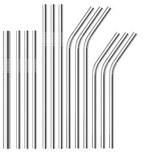 metal straws amazon