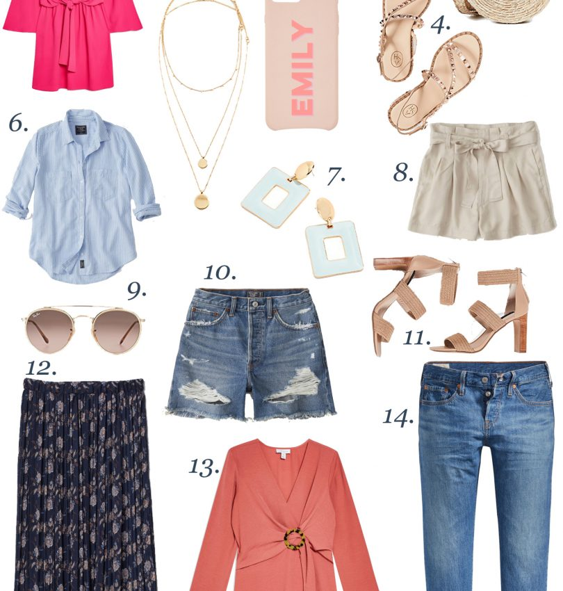 pre-spring favorites around the web