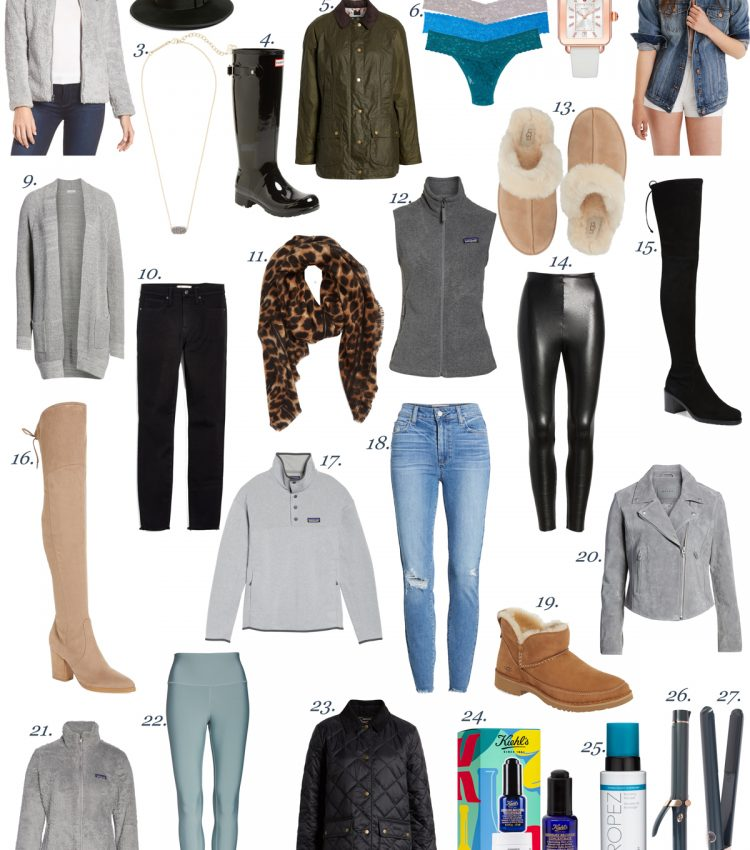 nordstrom anniversary sale 2019 items i have in my closet