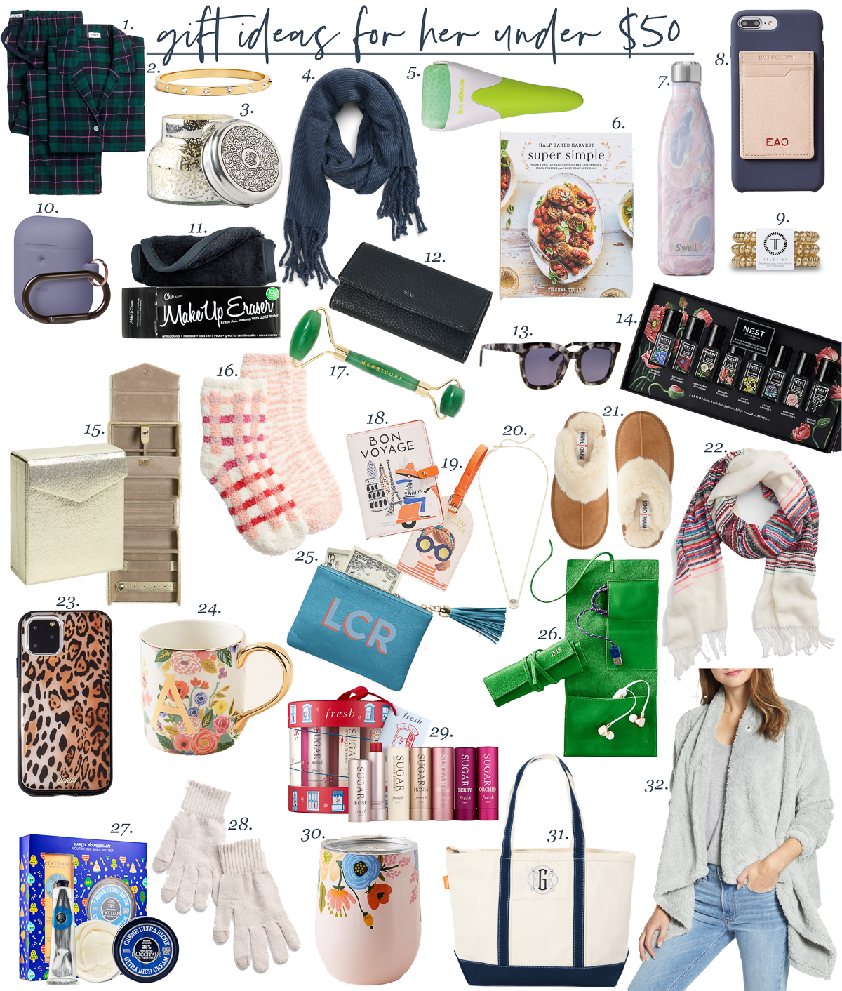 Gift Ideas Under 50 For Her Life With Emily