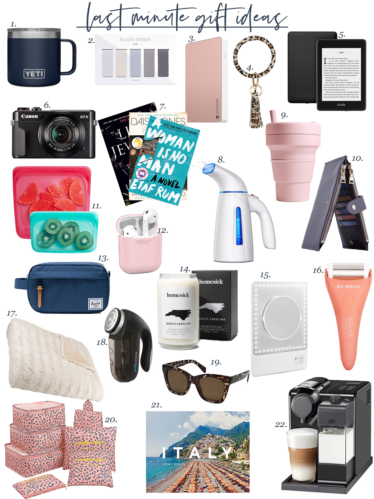 Last Minute Gift Ideas That Will Arrive Before Christmas Life With Emily