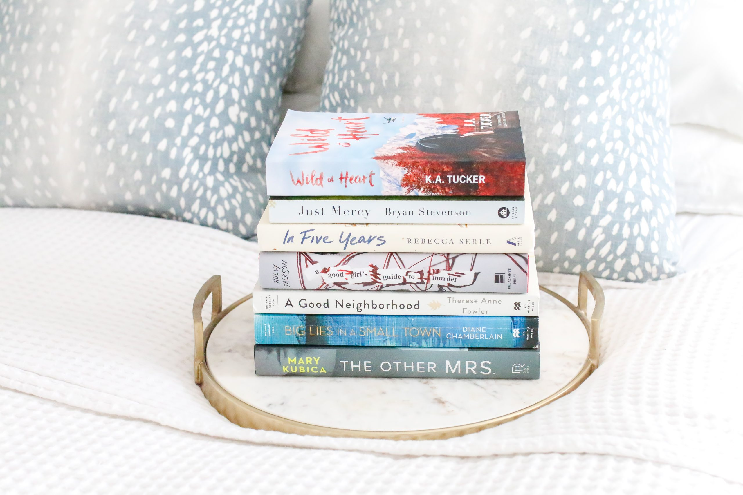 what I read in February book review blogger