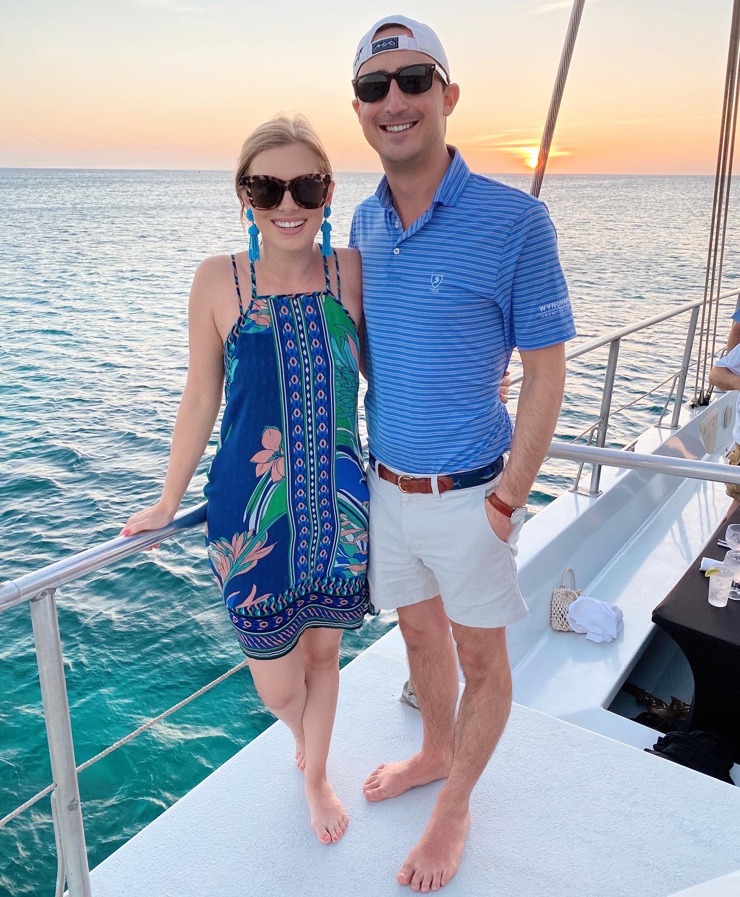 red sail aruba sunset cruise