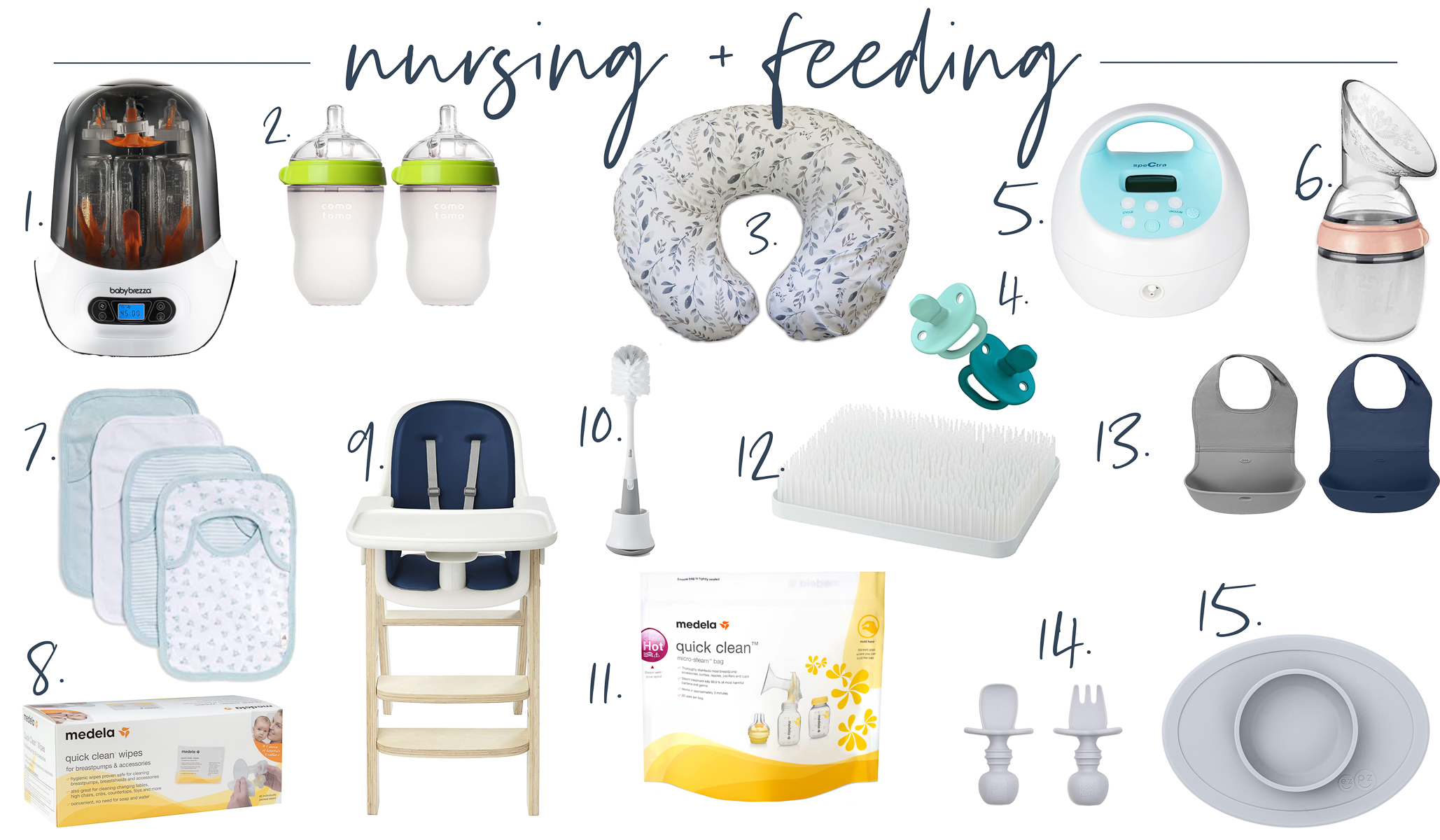 Must Have Baby Registry Items | Life with Emily