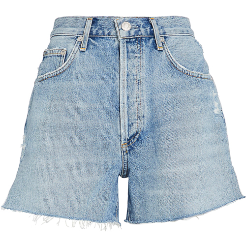 my favorite denim shorts