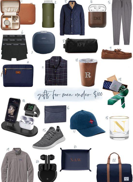 gifts for men under $100