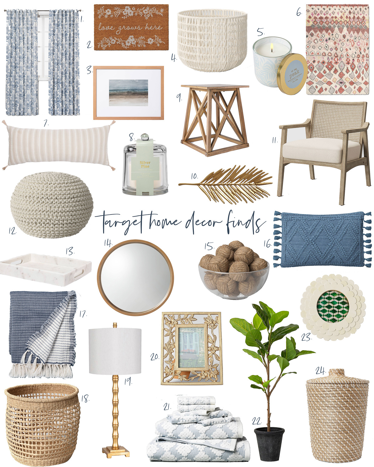 Target Home Decor Finds Life With Emily