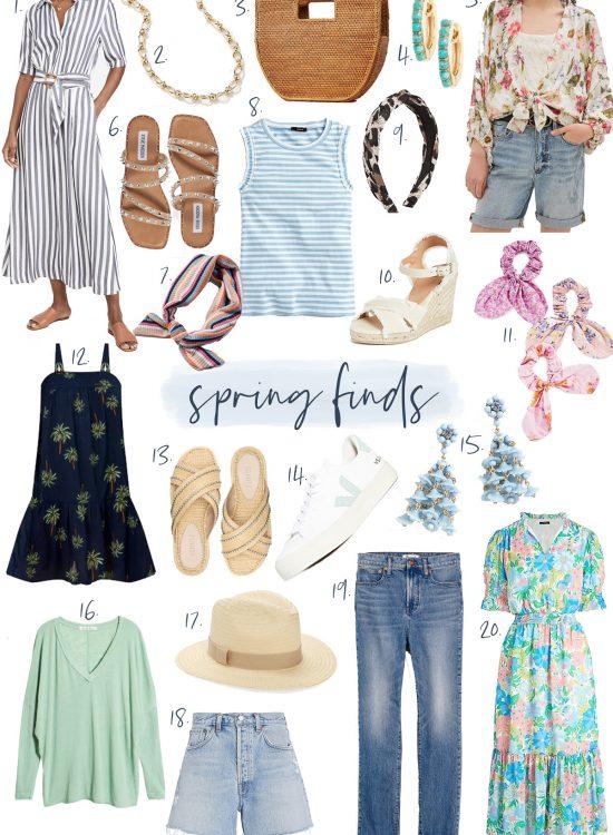 spring 2021 finds