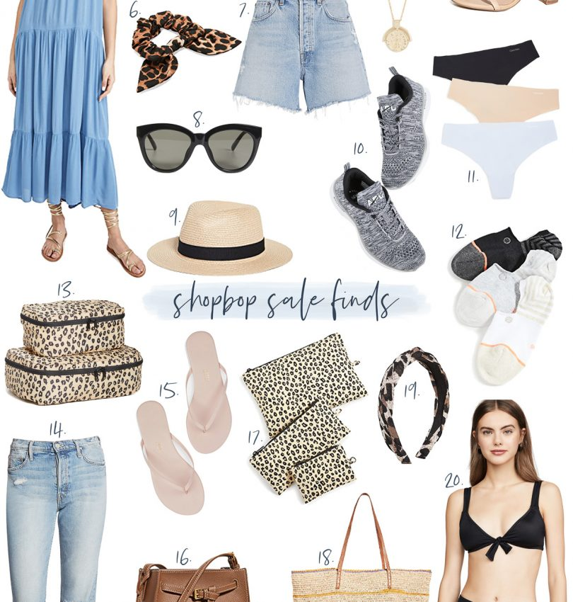 shopbop sale picks life with Emily 2021