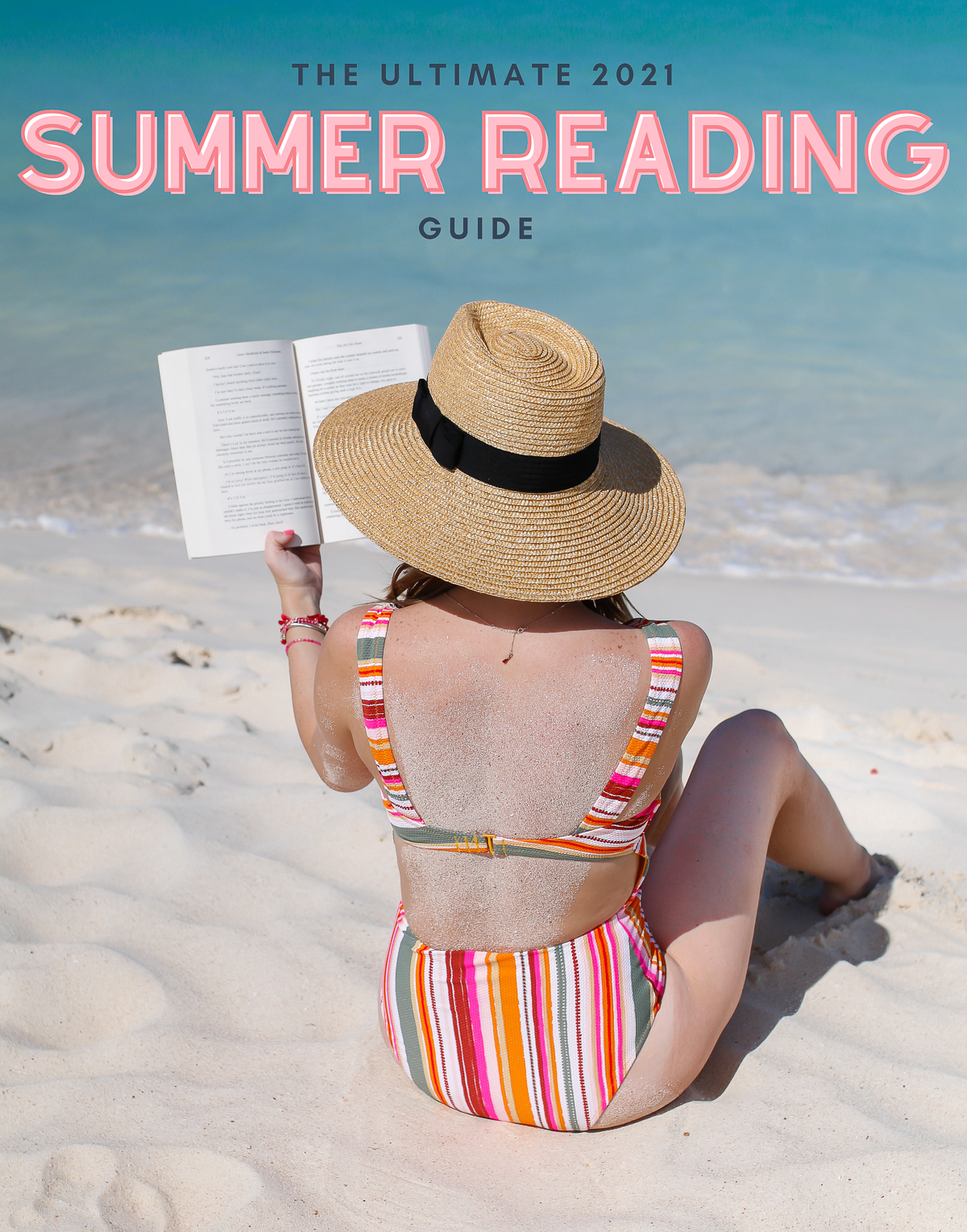 the ultimate summer reading guide 2021 life with Emily